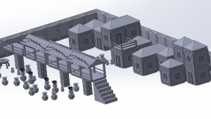 3d STL files Wood Village