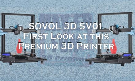 Sovol 3D SV01 3D Direct Drive 3D Printer – Ender 3 Pro Killer?