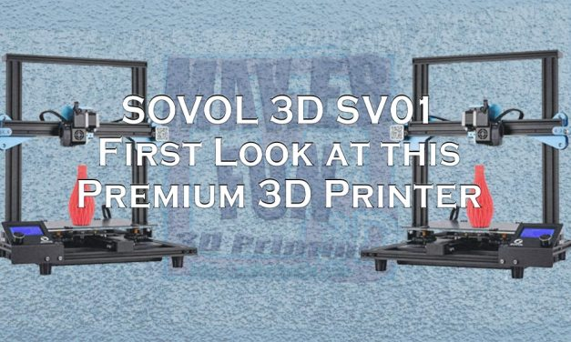 Is this the Ender 3 Pro killer? Sovol 3D SV01 3D Direct Drive 3D Printer