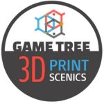Game Tree 3D Print Scenics