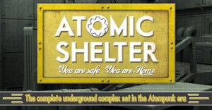 Atomic Shelter - The Atompunk underground Complex