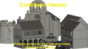 CARIBBEAN HARBOR
