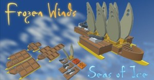 Frozen Winds: Seas of Ice