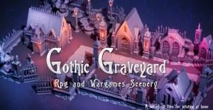 Gothic Graveyard