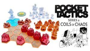 Pocket-Tactics Series 2: Coils of Chaos