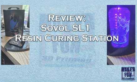 Review: Sovol 3D SL-1 Resin Curing Machine