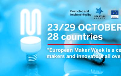European Maker Week 2017