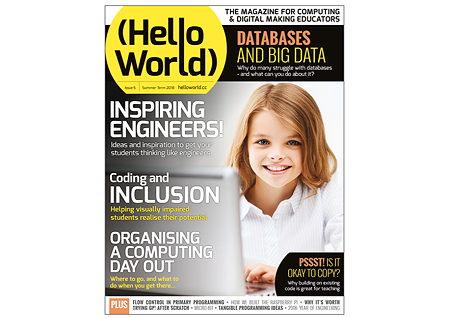 Журнал для вчителів Hello World, п'ятий номер