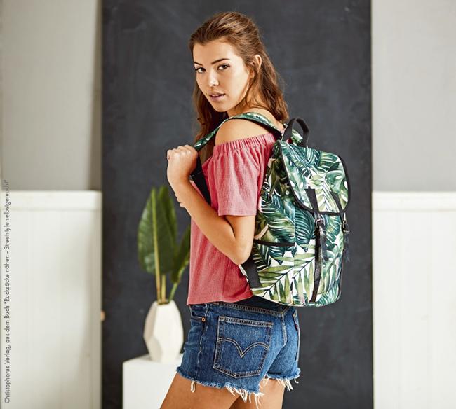 Backpack selber nähen ganz