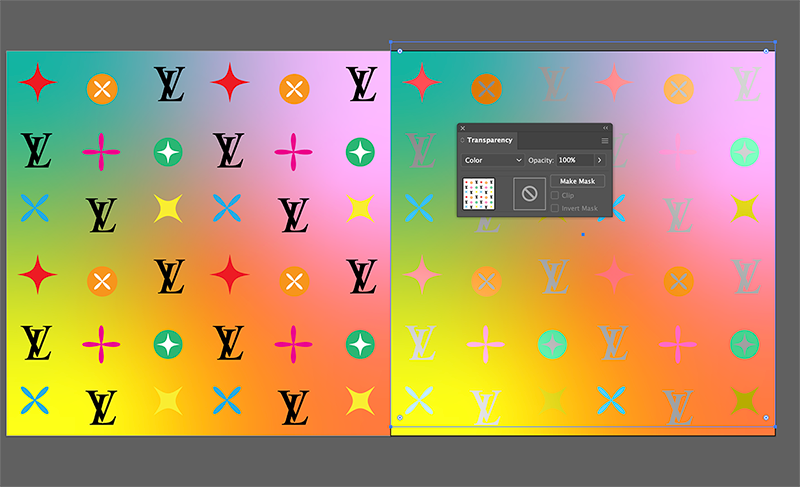 appearance, transparency, and blending modes in illustrator