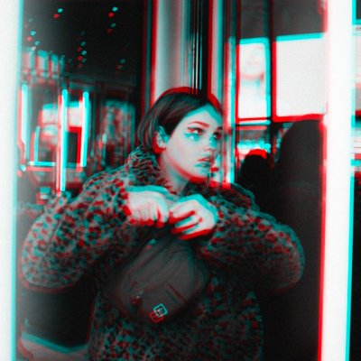 RGB Split Glitch Photo Effect in 4 Simple Steps – Easy Photoshop Tutorial