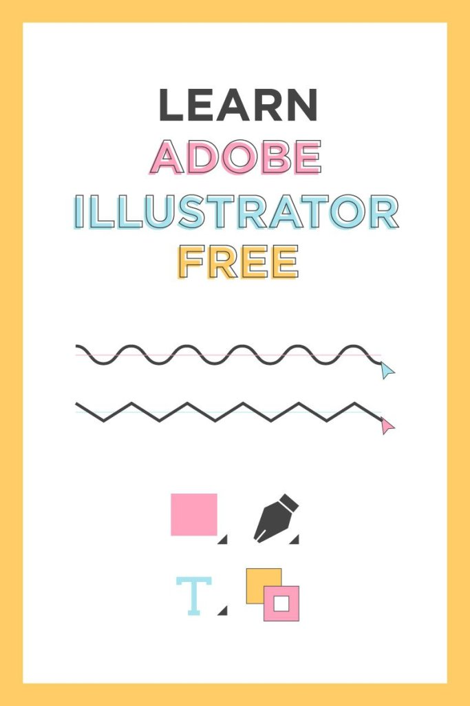 Learn Illustrator FREE with easy video Tutorials