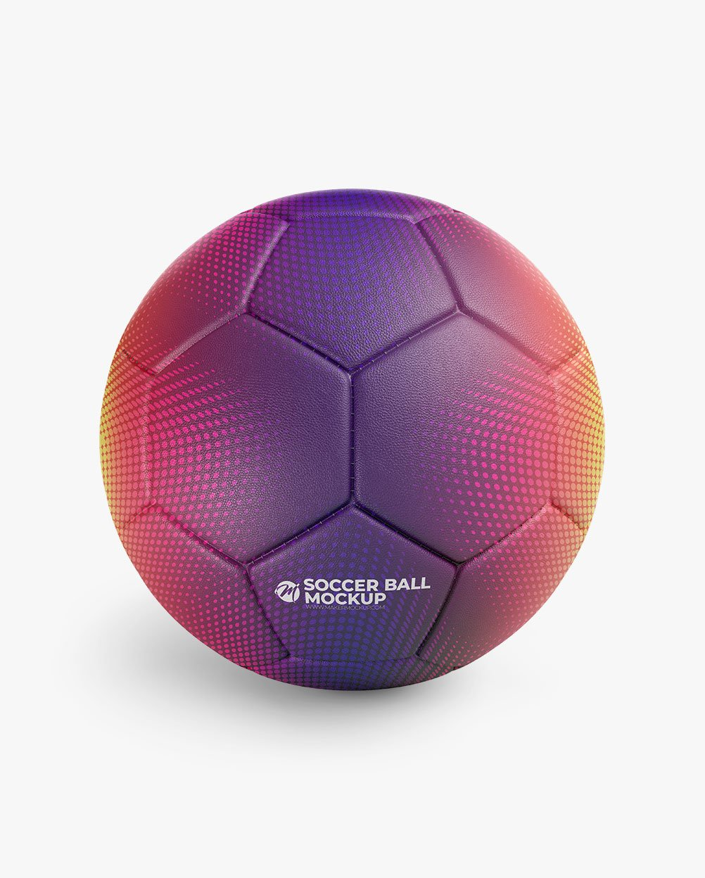 To open any of templatefc's templates, drag the file (s) into. Soccer Ball Mockup Bola De Futebol Mockup Maker Mockup