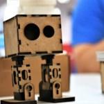 【機器人實作】動手打造一隻超Q焦糖果醬機器人!