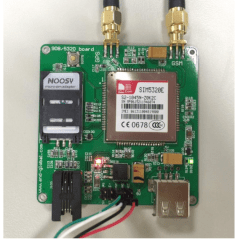 【Maker電子學】3G 通訊模組簡介與 IoT 應用