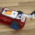 【自造DIARY】作為 ROS系統入門教具的霹靂車