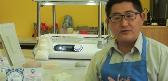 【人物專訪】矽膠翻模結合成型機新契機 — 龜龜老師