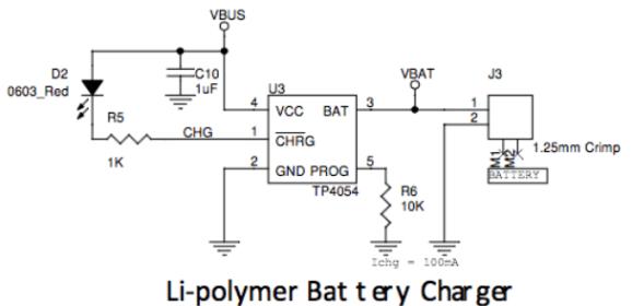 【Maker電子學】可充電鋰電池的充電電路實作
