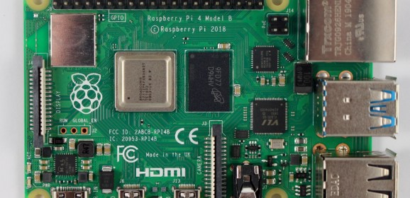Raspberry Pi4 Model B 之 AI 模型效能測試