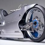 【列印良品】採用金屬3D列印打造的未來摩托車 – 2029