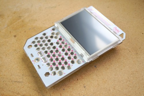 PocketCHIP handheld Linux computer