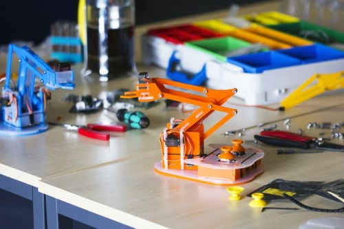 MeArm Pi robot arm