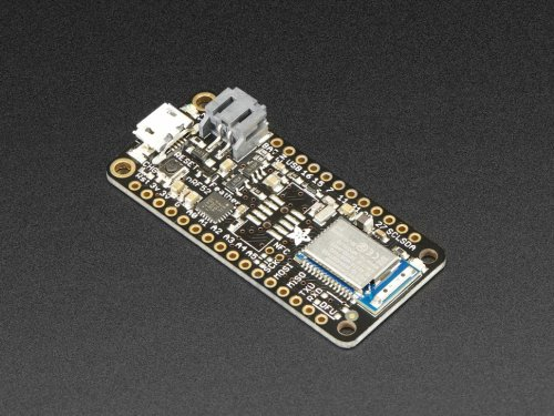 Adafruit Feather nRF52 Bluefruit LE