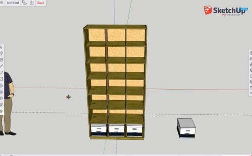 Bankers Box Storage