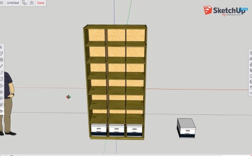 Bankers Box Storage