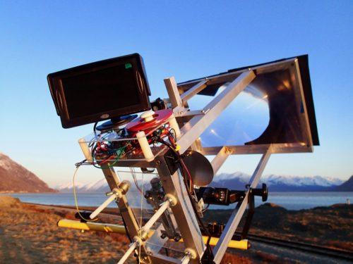 Solar Engraver