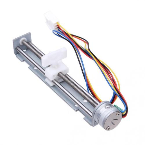 Stepper Motor Screw with Nut Slider