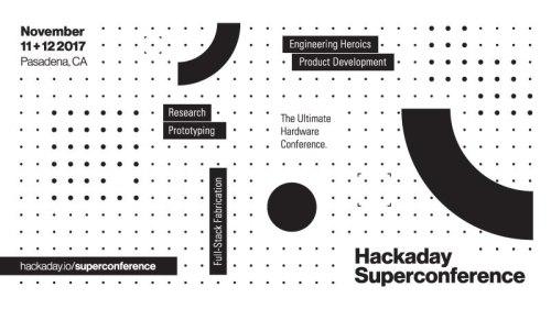 Hackaday Supercon