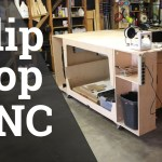 Jonathan Odom Explains His Flip-Top CNC Table