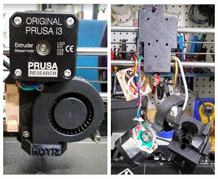 Prusa Working vs. Broken Comparison