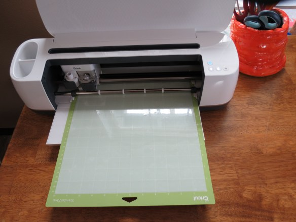 Up your 3D Printing Game with Custom Stencils and a Vinyl
