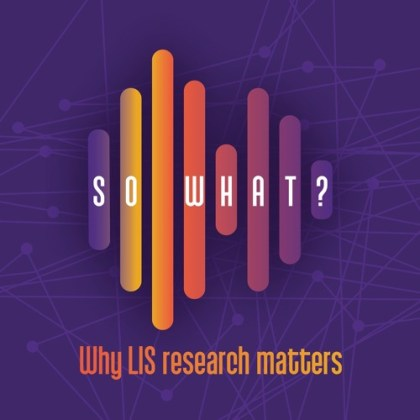 So What? Podcast cover art