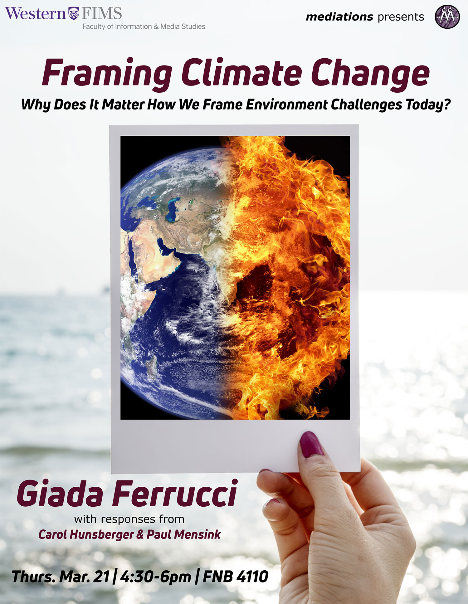 Framing Climate Change