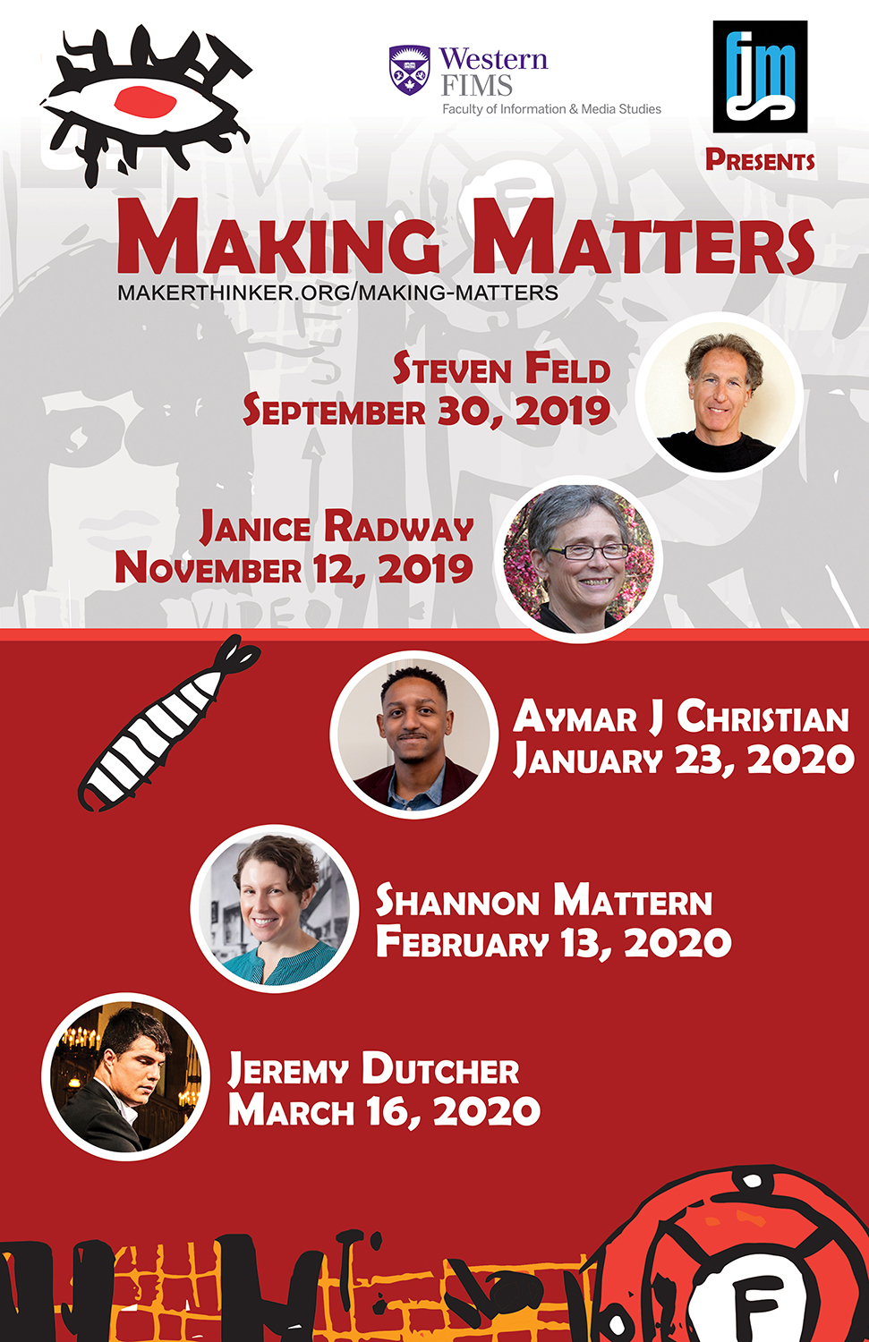 Making Matters Series Poster