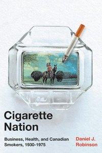 Cover art for Cigarette Nation