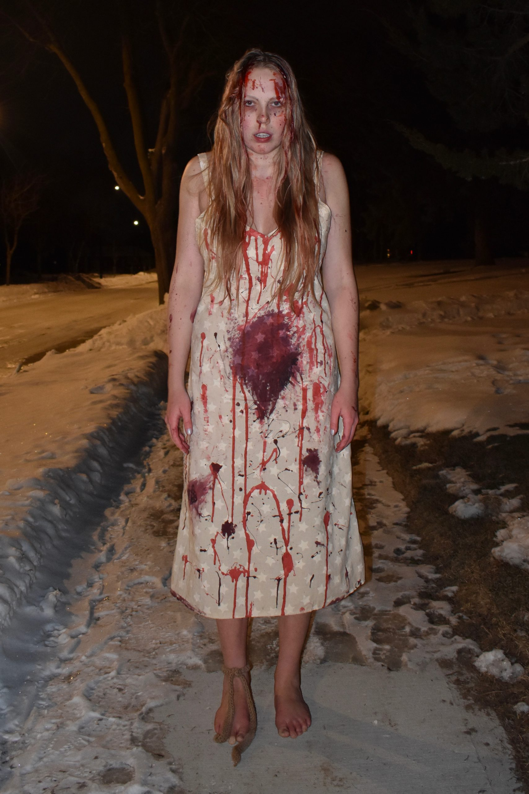 Gone Girl Dress Special Effects Image 1