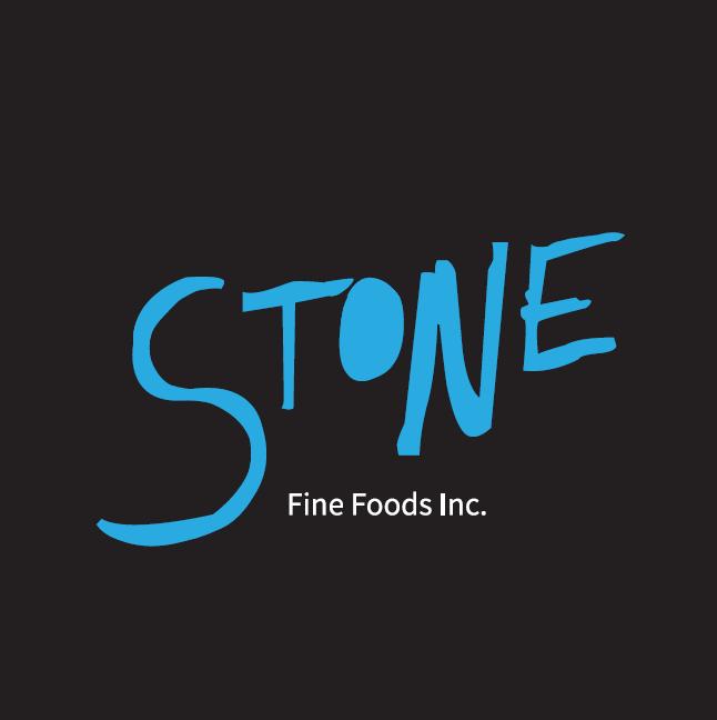 Stone Fine Foods Inc. Logo - Dark Version
