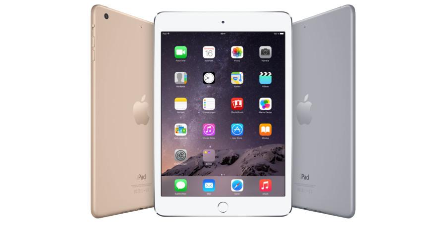 iPadMini3_Group_Hero_3UP_WiFi_DE-DE-SCREEN-900x473
