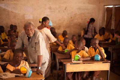 TALKING BOOKS LITERACY BRIDGE UNICEF