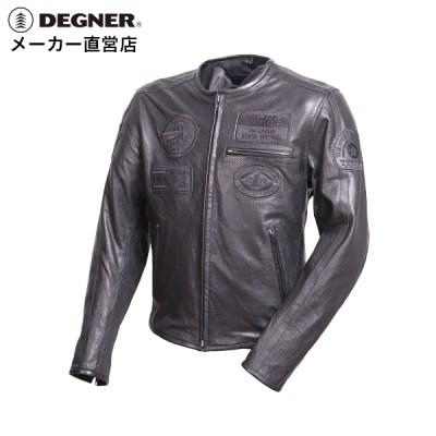 Degner(デグナー)メッシュレザージャケット