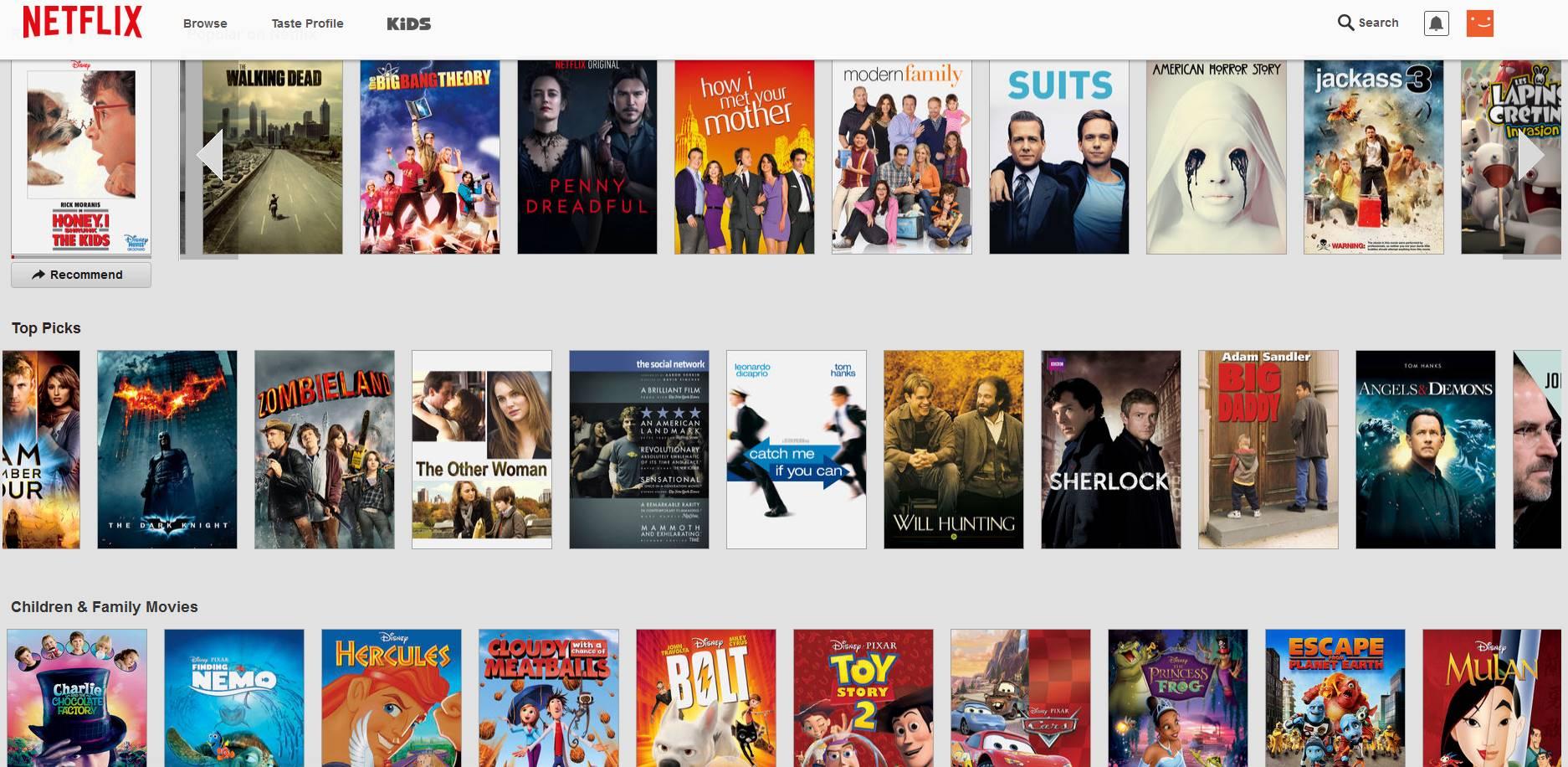 How to Access Netflixs hidden movie list Tons of