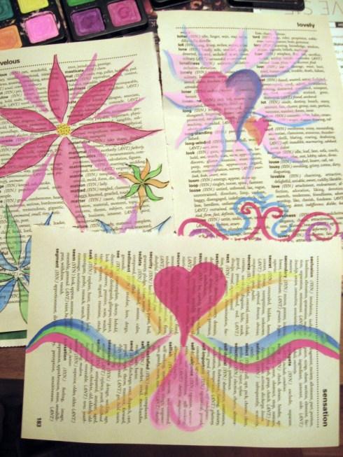 DIY Watercolor Decor