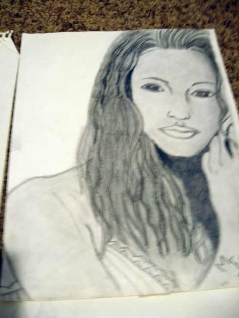 drawing-female-celebrity