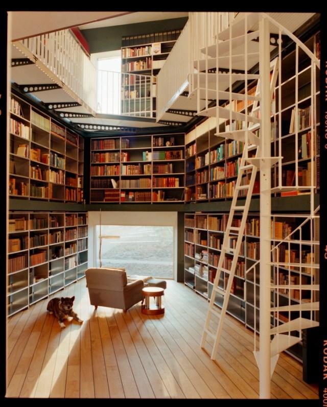 bookshelf library