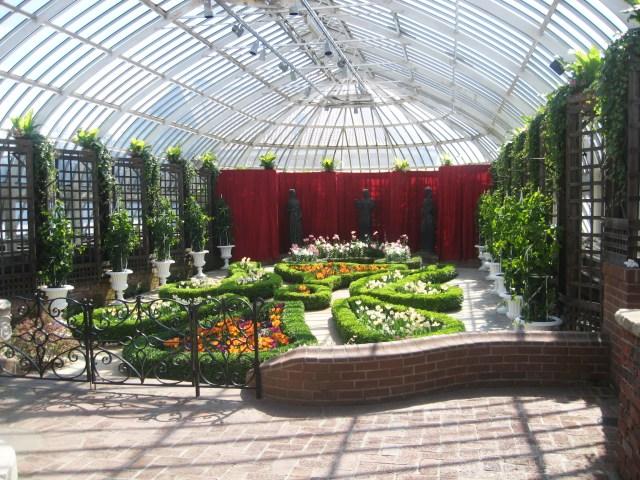 bigger flower garden