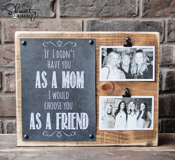 Mother's Day Gift Board